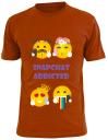 Snapchat addicted