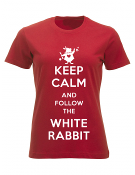 Keep Calm Rabbit