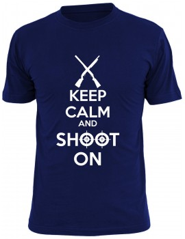 Keep calm & shoot on