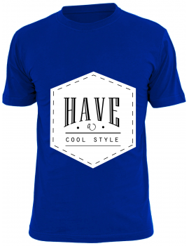 Have a cool style