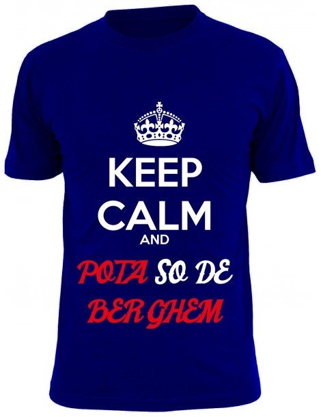 Keep calm and pota