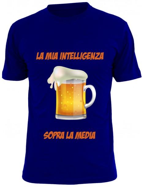 La mia intelligenza sopra la media