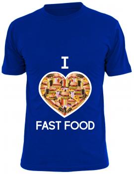 I love fast food