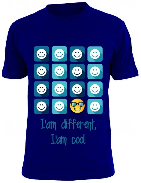 I'm different I'm cool