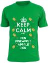 Keep calm and pineapple