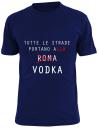 Tutte le strade portano alla vodka